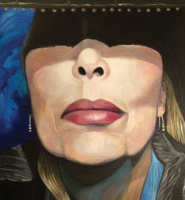 "Joni Mitchell ""Love Has Many Faces"""