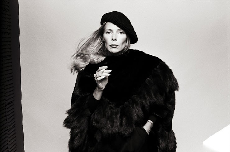 Joni Mitchell (photo Norman Seeff)